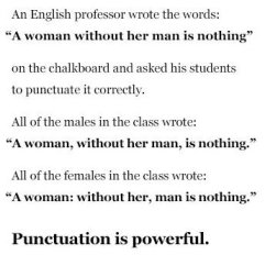 An English professor wrote the words: